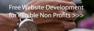 Free Websites for eligible Non Profit Organisations